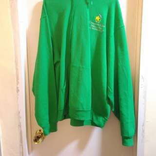 Apple Green Oversized  Hoodie 💚