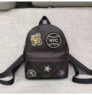Coach Patches Backpack