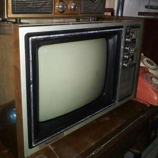 Tv Antik Jadul Telesonic Display Only