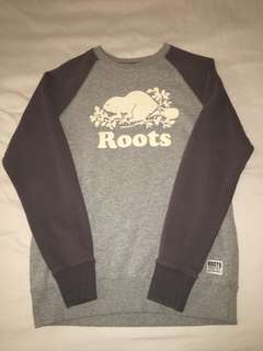Roots pullover