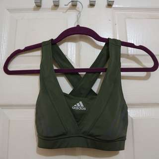 Adidas Sports Bra Authentic