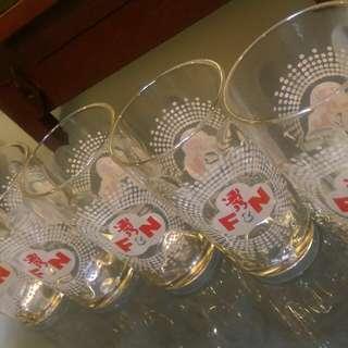Vintage F&N glass