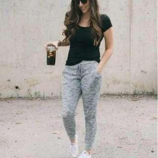 Top & jogger pants terno