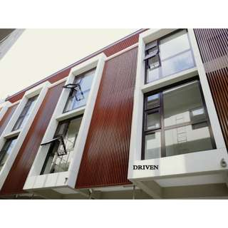 RFO Townhouse in Cubao, QC