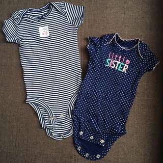 (2 for RM15) Baby Romper