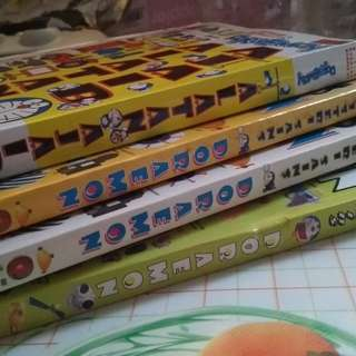 Komik Sains Doraemon