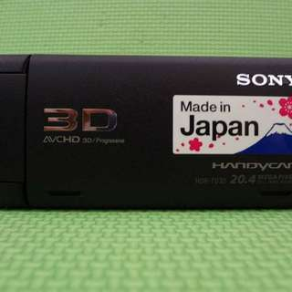 Sony 3D Camcorder HDR-TD30