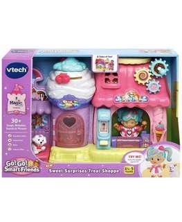 Vtech Go Go Smart Friends sweet treat shoppe toy