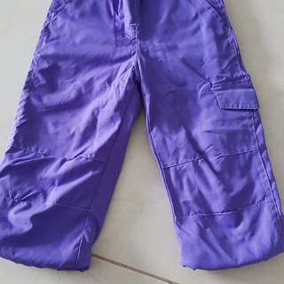 Preluved waterproof winter pants