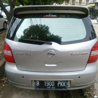 Nissan grand livina 2011 tipe xv matic