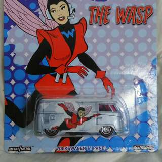 HotWheels T1 Panel MARVEL THE WASP