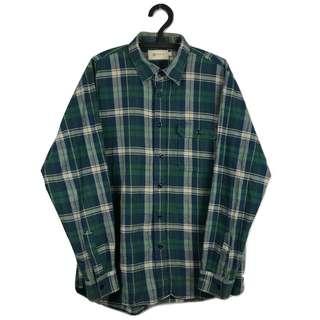 第二件8折🎉格紋襯衫 古著 復古 二手