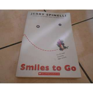 Smile To Go Novel / Story Book