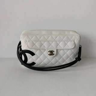 Authentic Chanel Cambon Shoulder Bag