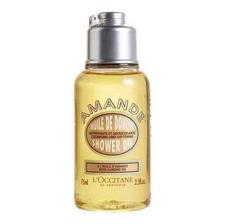 Amande shower oil