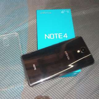 For Sale Infinix Note 4