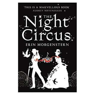 E-book English Novel - The Night Circus - Erin Morgenstern