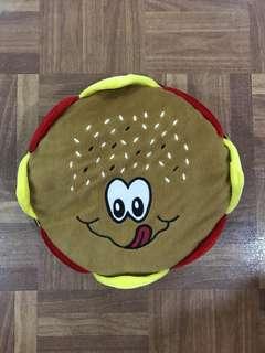 Burger Stuffed Toy