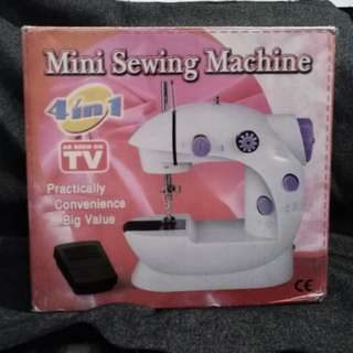 Min Sewing Machine