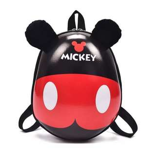 Cuties Mikcey Red Shell Backpack For Toddler