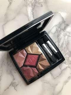 Dior 5 Coleurs Eyeshadow Palette 857 Ruby