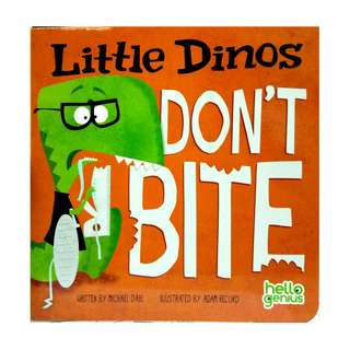 Little Dinos - Don't Bite