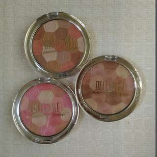 Milani Highlighter Bronzer Blush