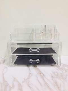 透明化妝品收納盒(含運)