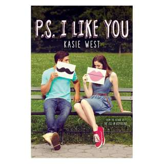 E-book English Novel - P.S. I Like You  by Kasie West