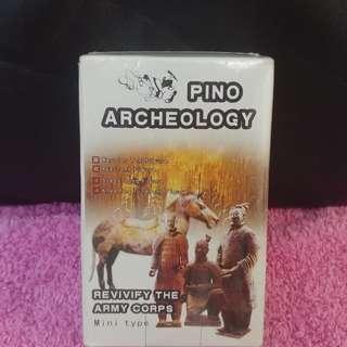 Pino Archeology Tomb Figure
