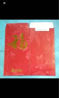 8 pcs UOB Bank Red Packets