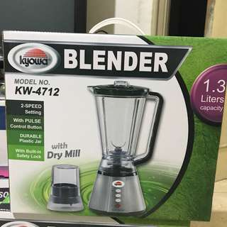 Brandnew Kyowa Blender