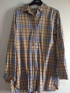 Burberry dress (inspired)
