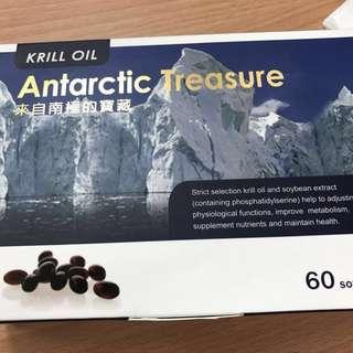 南極寶磷蝦油(正品)