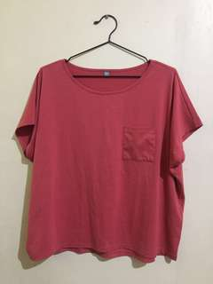 Shirt with small pocket