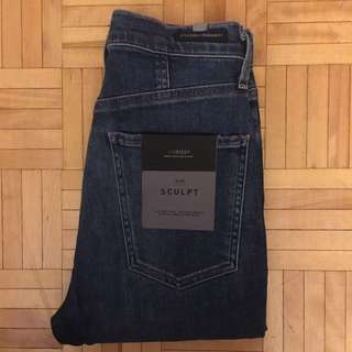 Citizens of Humanity Uber High Rise Skinny (bnwt)