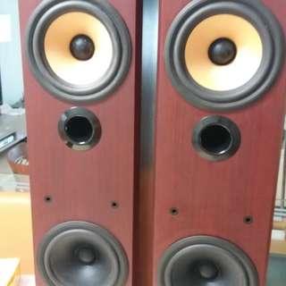 Vintage B&W P5 speakers