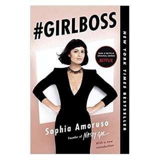 E-book English Novel - #GIRLBOSS by Sophia Amoruso