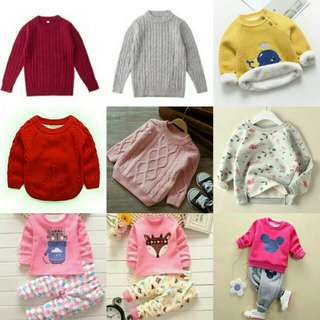 Girls Cold Wear Outfits!