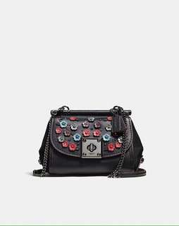 DRIFTER CROSSBODY WITH WILLOW FLORAL