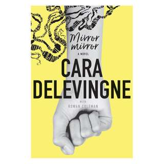 E-book English Book - Mirror Mirror by Cara Delevingne, Rowan Coleman