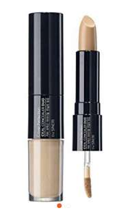 The Saem Cover Perfection Concealer Duo