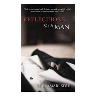 E-book English Book - Reflections Of A Man by Amari Soul