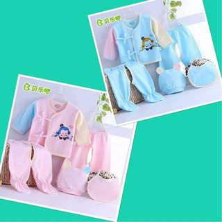 Baby clothes 5in1 gift set