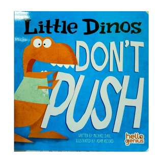 Little Dinos - Don't Push