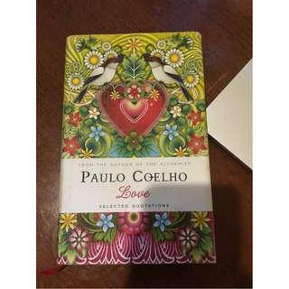 Must Item book from Paulo Coelho