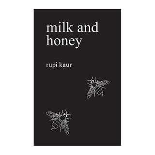 E-book English Book - Milk and Honey by Rupi Kaur