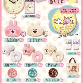 日本 7-11 一番賞 kanahei 兔兔 全系列 71件 有貨