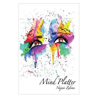 E-book English Book - Mind Platter by Najwa Zebian