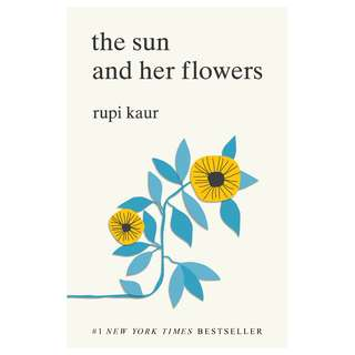 E-book English Book - The Sun and Her Flowers by Rupi Kaur